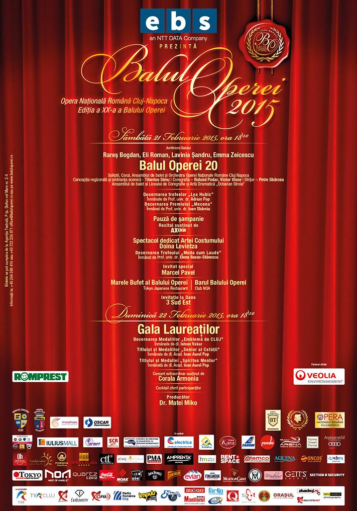 Balul Operei 2015